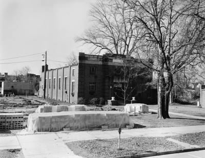 Apprenticeship training began in this building on Greene Street in 1951 and was torn down to build our current building in the 1980's.